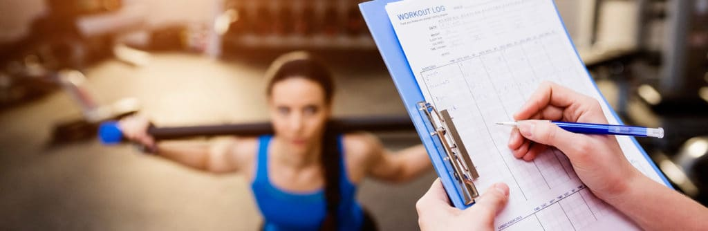 fitness assessment and client intake documents. Professional Fitness Certification online